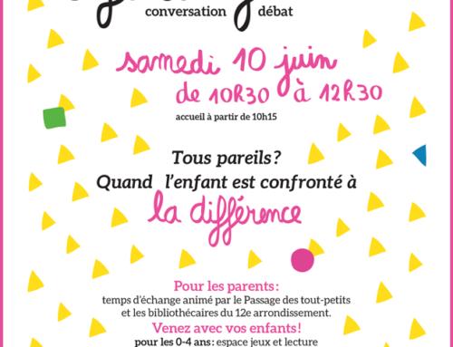 Café des familles – 06/ 2017