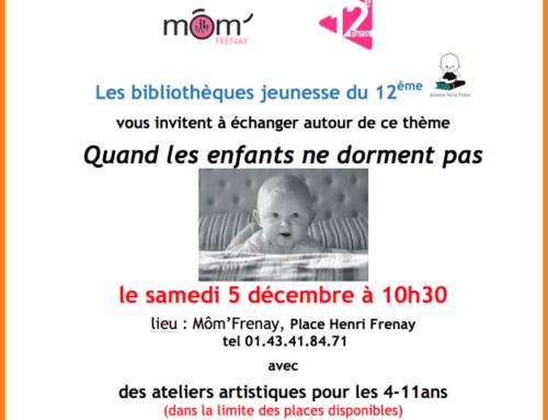 Café des familles – 12/ 2015