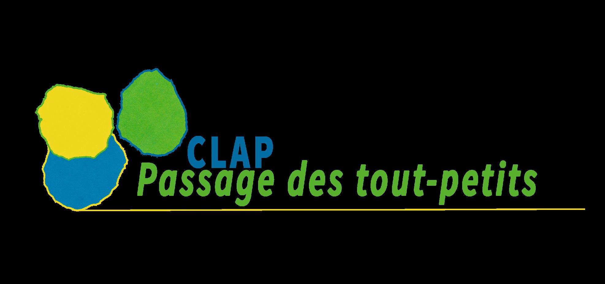 CLAP – Passage des tout-petits Logo