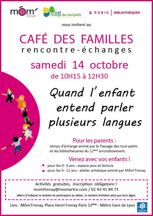 CLAP-PAssage des tout-petits, Mom Frenay, café des familles, octobre 2017