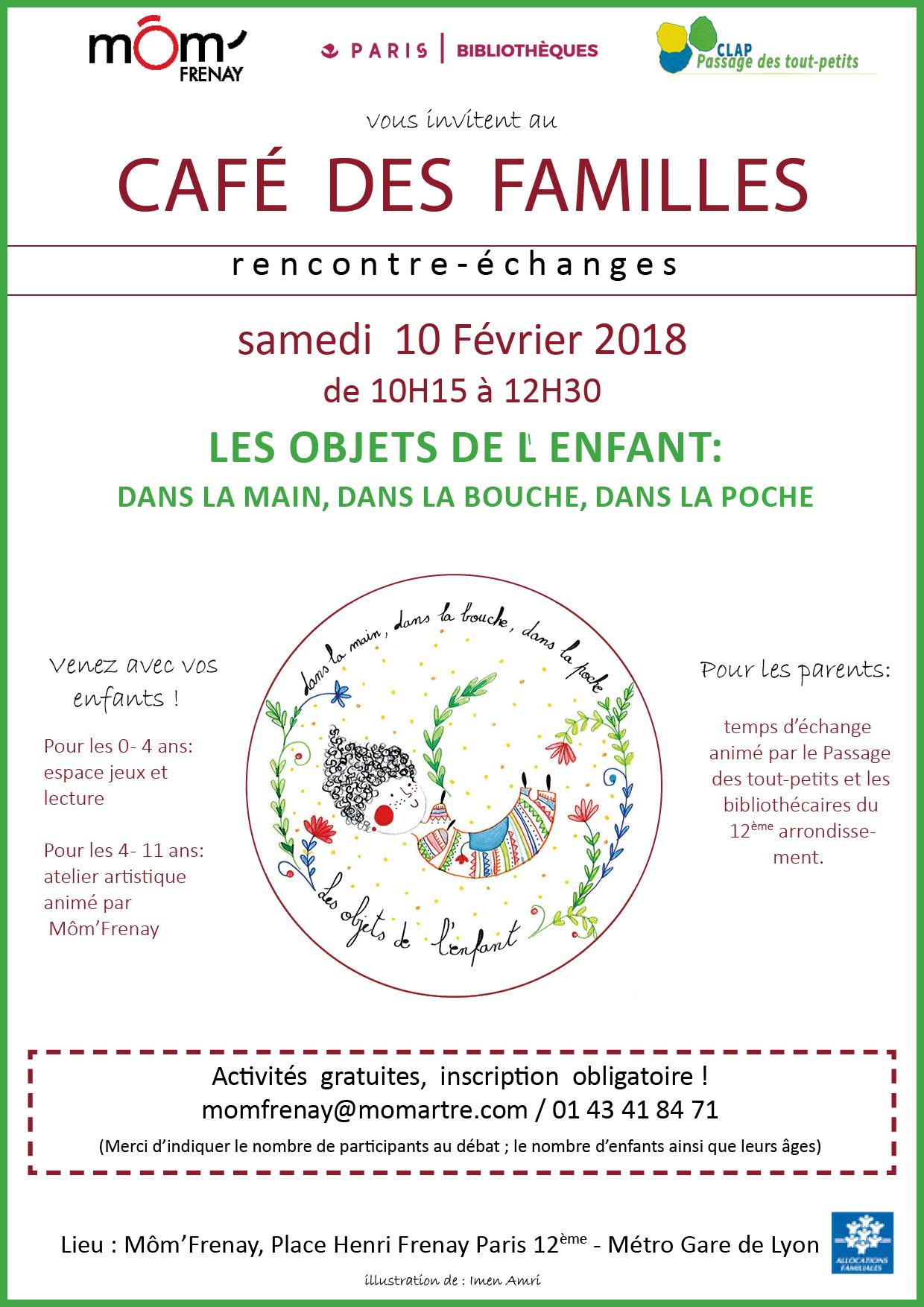 Café des familles,