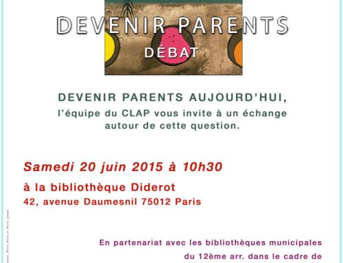 Les rencontres du Passage – 06/ 2015