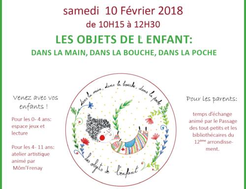 Café des familles – 02/ 2018