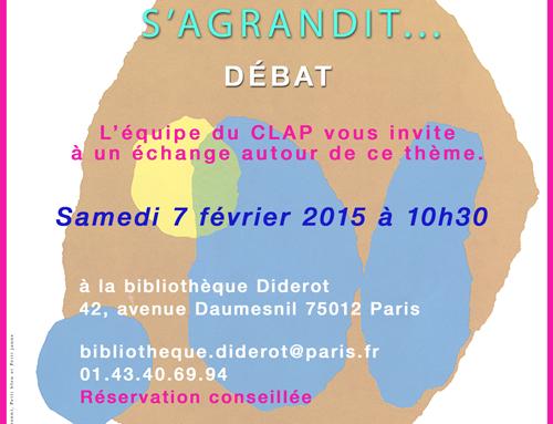 Débat – 02/ 2015