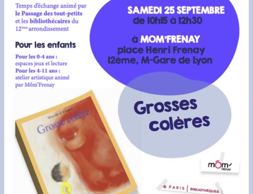 Café des familles – 09/ 2021